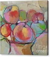 Fruit Bowl #5 Canvas Print