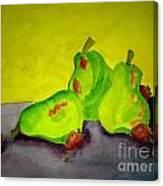 Fruit Delight Canvas Print