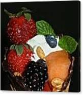 Fruit Flavor Canvas Print