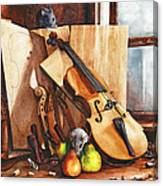 Fruit Of The Wood Canvas Print