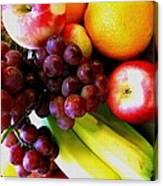 Fruit V Canvas Print