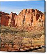 Fruita Utah Panorama 002 Canvas Print