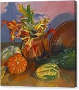 Fruits Of Fall Canvas Print