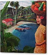 Frutera Canvas Print