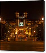 Fsu Westcott Building/ruby Diamond Auditorium Canvas Print