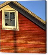 Ft Collins Barn Sunset 2 13508 Canvas Print