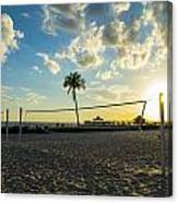 Ft. Myers Volleyball Canvas Print