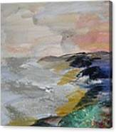 Ft. Ross Coastline Canvas Print