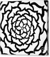 Full Bloom I I Canvas Print
