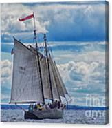 Full Boat Canvas Print