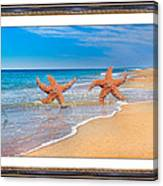 Fun For A Day Canvas Print