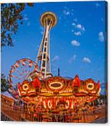 Fun Forest Now That Looks Fun Canvas Print