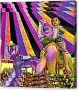 Fun Of The Fair Canvas Print