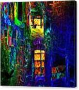 Funhouse - Second Version Canvas Print