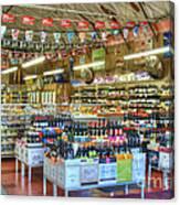 Funky Town Market Venice California Canvas Print