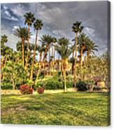 Furnace Creek Inn Canvas Print