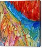 Furnace Of Love Canvas Print