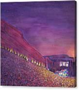 Furthur Red Rocks Equinox Canvas Print