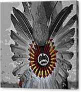 Future Chief Canvas Print