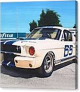 G T 350 Canvas Print