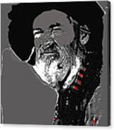 Gabby Hayes #3 1945-2013 Canvas Print