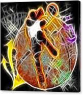 Galactic Dunk 2 Canvas Print