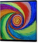 Galaxy M-63 Canvas Print