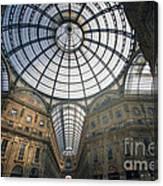 Galleria Vittorio Emanuele II - Milan Canvas Print