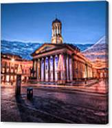 Gallery Of Modern Art Glasgow Scotland Canvas Print