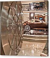 The Vault - Aston Martin Canvas Print