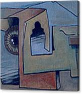 Gancho Canvas Print