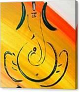 8 Ganesh Ekdhantaya Canvas Print