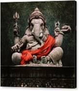 Ganesha V.2 Canvas Print