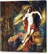 Ganymede Canvas Print