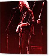 Concert  - Grateful Dead #33 Canvas Print