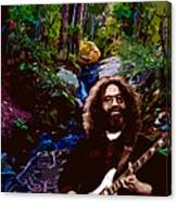 Garcia On Tam 3 Canvas Print