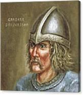Gardar Svavarsson Canvas Print