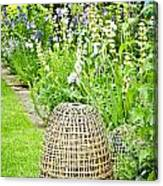 Garden Decoration Canvas Print