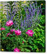 Garden Delights Canvas Print
