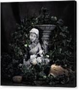 Garden Maiden Canvas Print