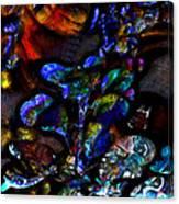 Garden Of The Unconscious Canvas Print