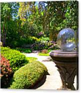Garden Of Wishes Canvas Print