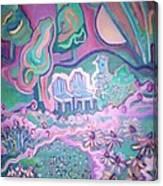 Garden Song Canvas Print