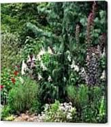 Garden Spread Canvas Print