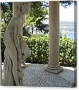 Garden Statue I Canvas Print