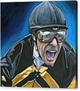 Gary Stevens Canvas Print