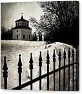 Gates Of Grace  Canvas Print