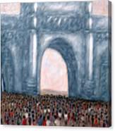 Gateway Of India Mumbai 2 Canvas Print