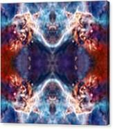 Gateway To The Universe - Carina Nebula Canvas Print