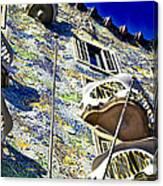 Gaudi - Casa Batllo Exterior Canvas Print